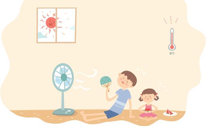 高溫天醫院急診增多,醫生:中暑也可致命,急救措施了解下