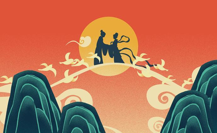 牛郎织女如何从天象演化成神话人物