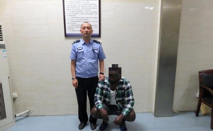 留學生在南京商場偷內褲,警方對其行政拘留并將遣送出境