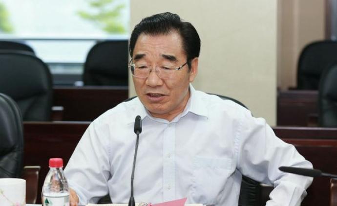 中国经济社会理事会五届一次会议举行,张庆黎当选理事会主席