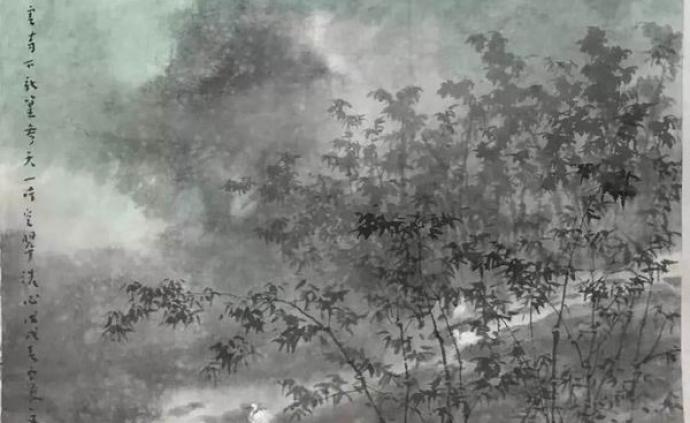"""""""沪皖两地书画名家邀请展""""展沪皖书画家、国防将军作品"""