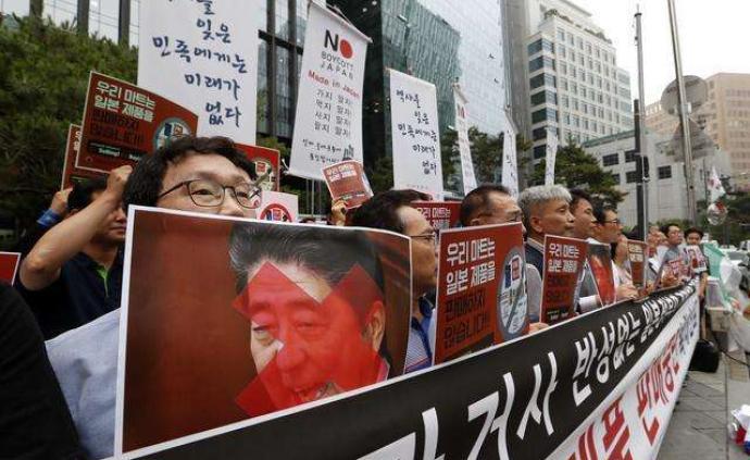 """一個韓國人眼中的韓日之爭:日本戰時罪行""""正當化""""才是癥結"""
