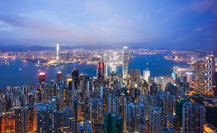 央視熱評:止暴制亂,我們都有責任維護香港這個家