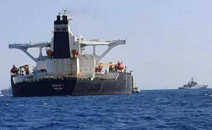 美國申請接管遭扣押的伊朗油輪