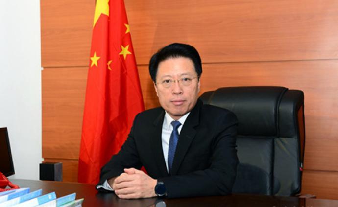 山东:江敦涛同志任淄博市委书记