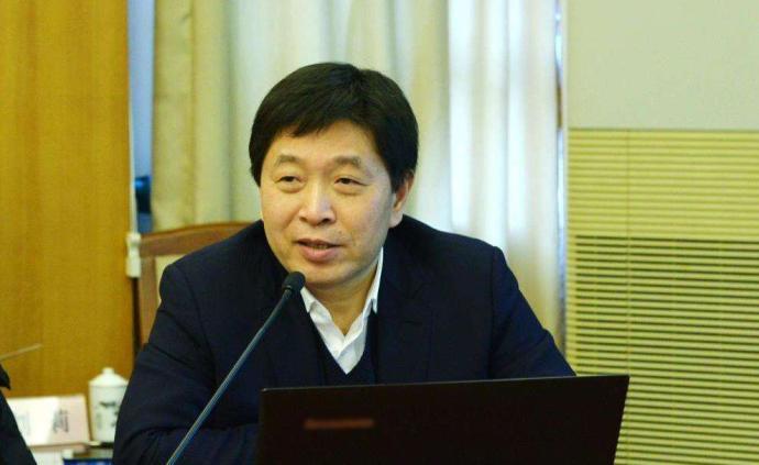 东华大学暑期党政一把手双双迎新人:俞建勇任东华大学校长
