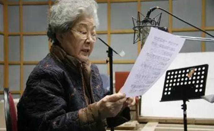 著名播音艺术家林如去世,曾在日本电视剧《阿信》中任旁白