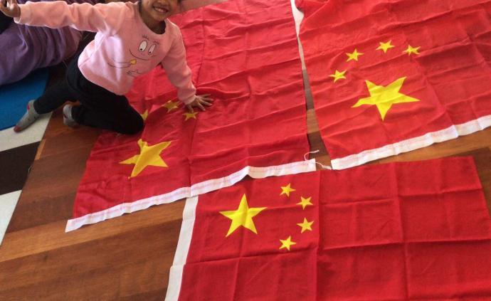 澳大利亚华人集会燃遍悉尼,疾呼香港立即恢复秩序