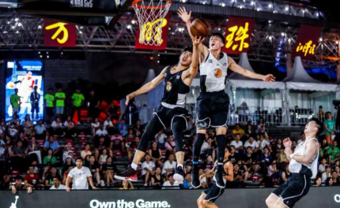 阿尔德里奇上海掀起NBA夏末狂欢,中国赛计划扩大城市版图