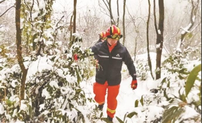 浙江安吉消防員救落水父子遇難,戰友:他柜子里全是跌打藥