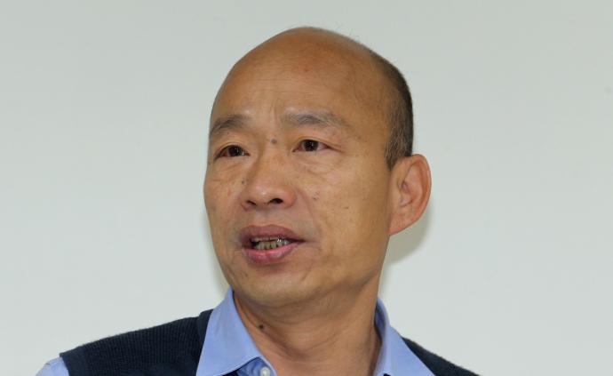 高雄前市长陈菊的摄影师5次潜入市长室,韩国瑜正式提告