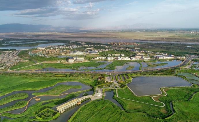 甘肅張掖:上半年全市經濟保持穩中向好、穩中有進的良好態勢