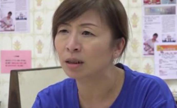 撑警茶餐厅女老板感动香港人:你的坚持,我们永远支持!