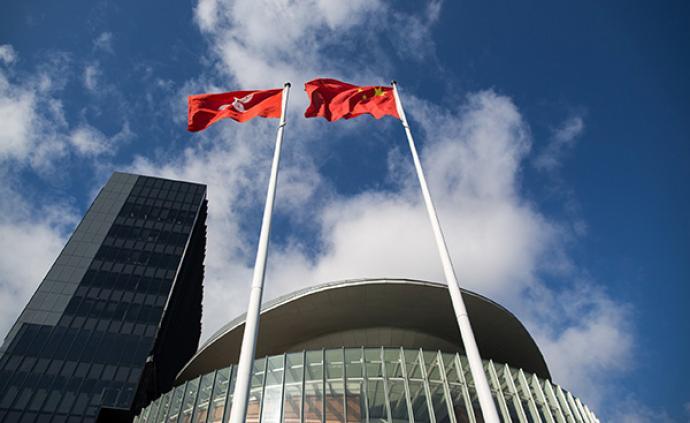 全國人大常委會法工委:堅決反對美議員干涉香港事務
