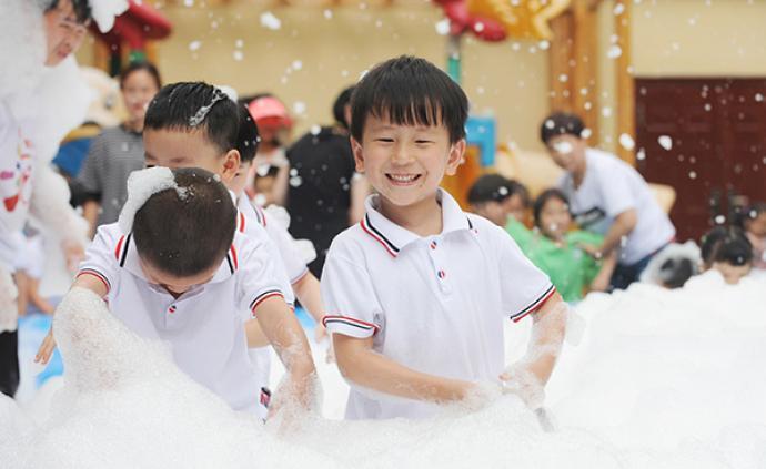 武漢:擬設獎補資金減負幼兒家庭,資金用于改善辦園條件等