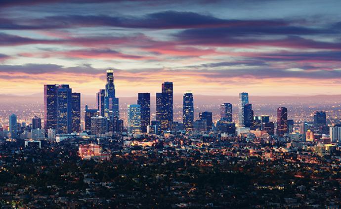"""全球城市观察︱洛杉矶的""""降温""""策略,从城市基建开始"""