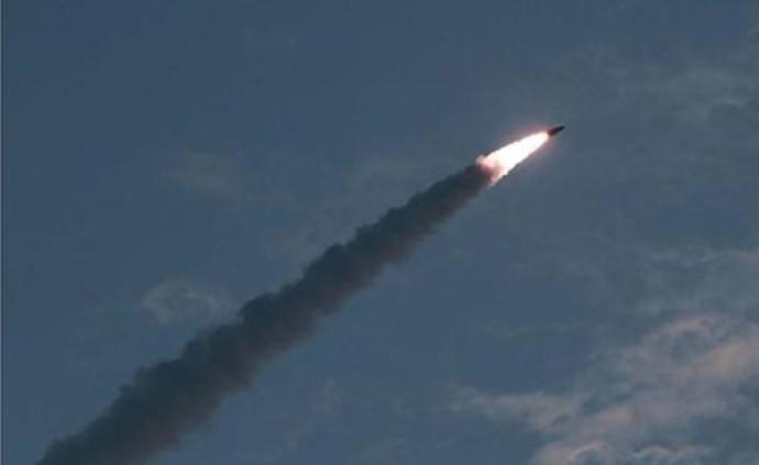 朝鲜今晨向东部海域发射不明飞行器