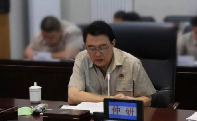 吉林省人防办原巡视员仲研被开除党籍:与商人搞权钱交易