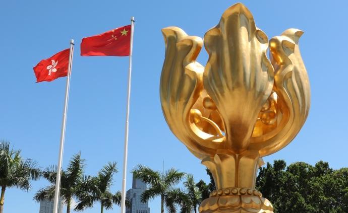 特區政府:激進示威者升級違法暴力行為將香港推向極危險邊緣