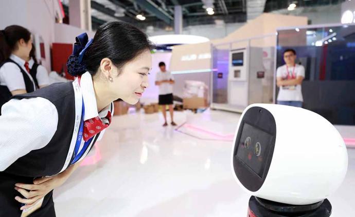晚安·世界|世界人工智能大會上海開幕:衣食住行AI全包了