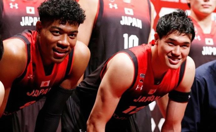 """""""沒幾個國家有我們這陣容"""",日本籃球的底氣從何而來?"""