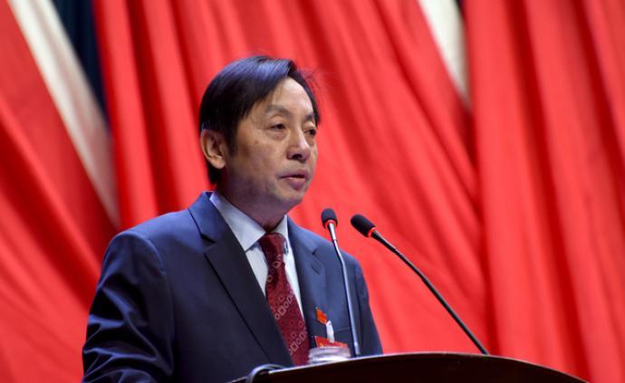 援疆干部、石河子大學黨委書記夏文斌調任對外經貿大學校長