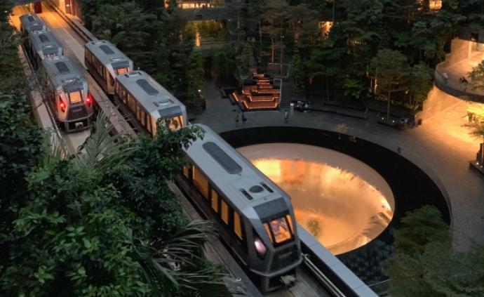 新加坡花園城市建筑巡禮