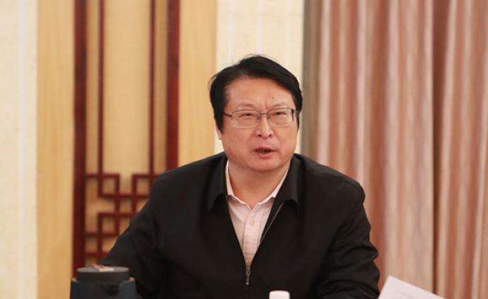 62歲中船重工董事長胡問鳴退休