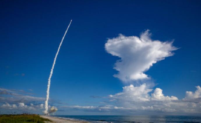 美国第二颗三代GPS系统卫星上天:定位更精确,抗干扰更强