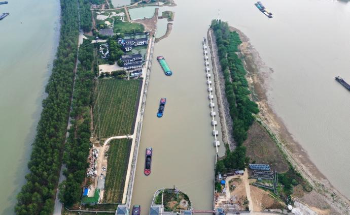 江蘇:做強水運與立體交通網絡,構建現代綜合交通運輸體系