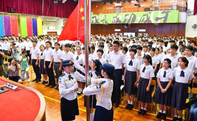 香港逾70萬中小學生正式開學:多位校長呼吁將孩子還給校園