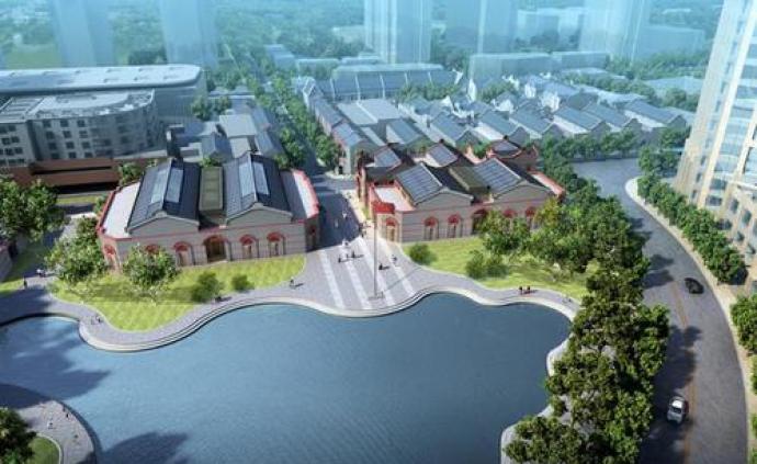 大江東︱還湖于民,中共一大紀念館開建不忘初心