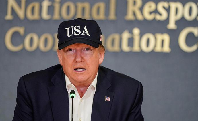"""特朗普稱阿拉巴馬州將受五級颶風襲擊,被國家氣象局""""打臉"""""""