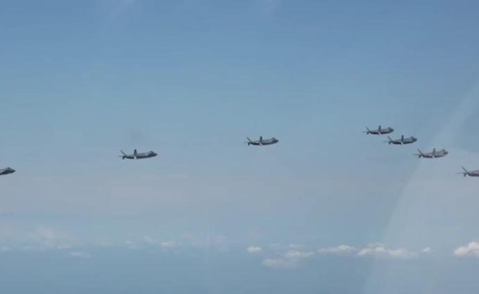 空军发布励志宣传片,歼-20战机首次7机同框