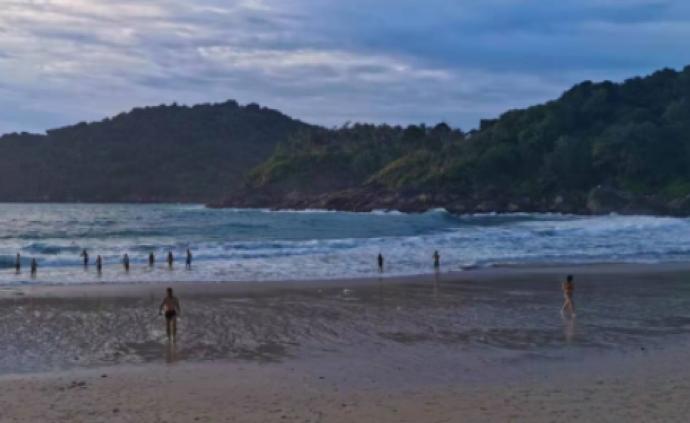 在泰國普吉島失蹤中國游客已確認遇難:坐巖石上遭離岸流沖走