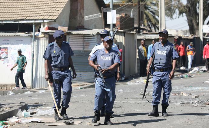 駐南非約堡總領館提醒領區僑胞注意防范局部地區騷亂風險