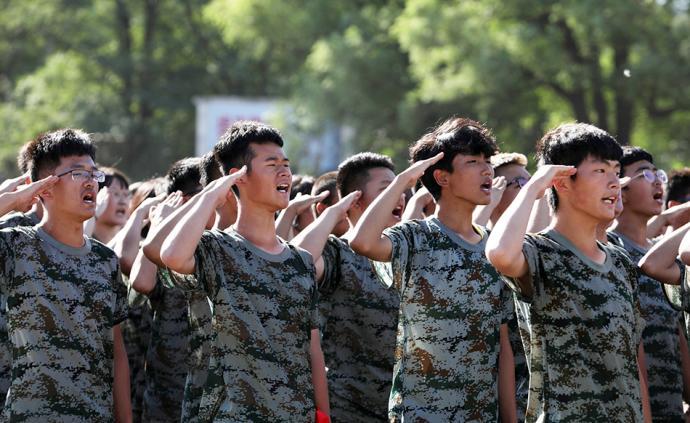 多部門聯合發通知要求做好2019年全國學生軍事訓練工作