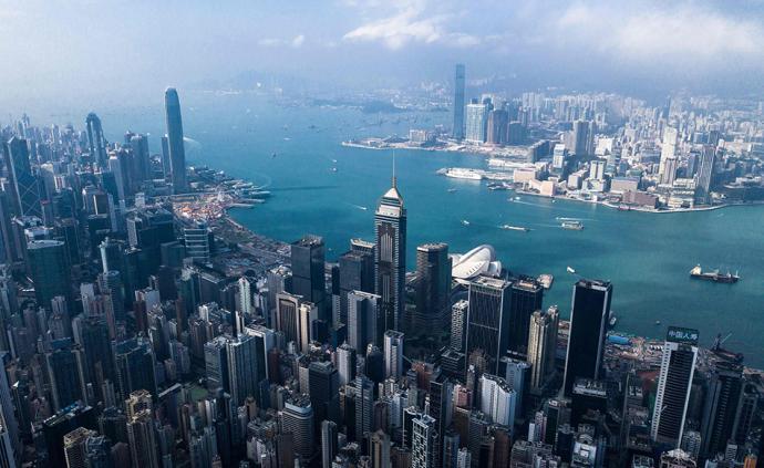 香港特區政府譴責違法者的暴力及破壞行為