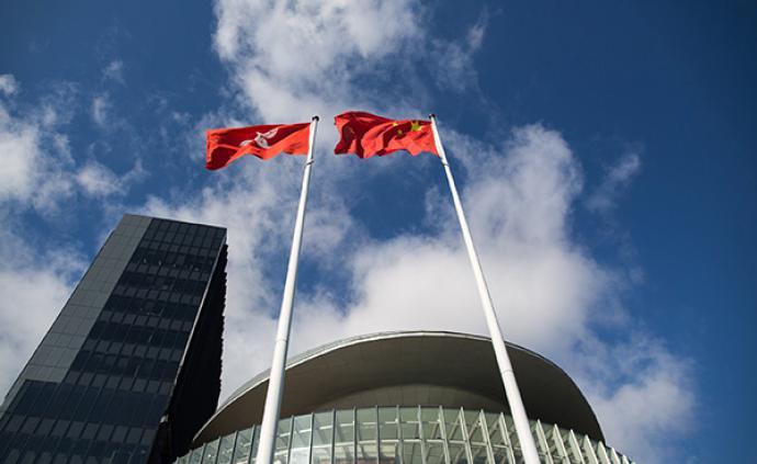 新華時評:依法制暴是當下香港最大公義、最大天理、最大民聲