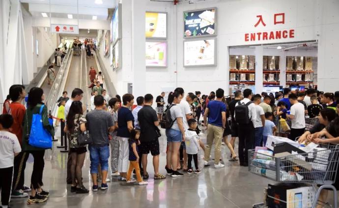 """当""""独特""""的Costco遇到中国零售大市场"""