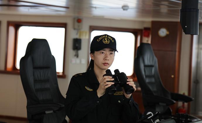 新时代奋斗者|90后女孩成见习大副,多次参与海上搜救