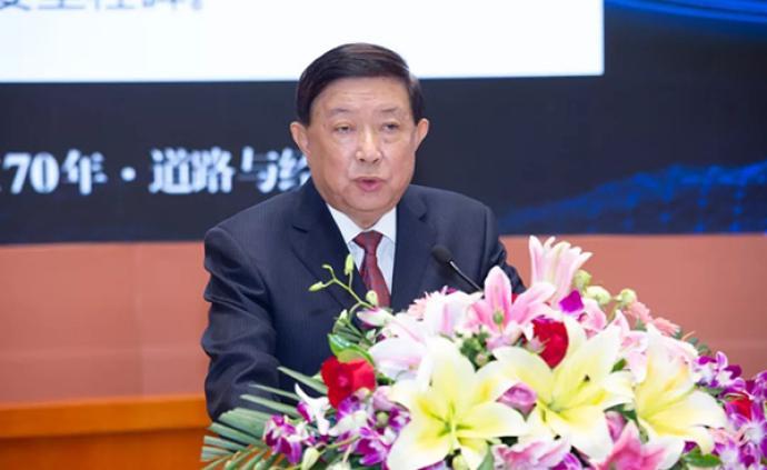 科技部原部长徐冠华:建议设国家主席青年科技奖
