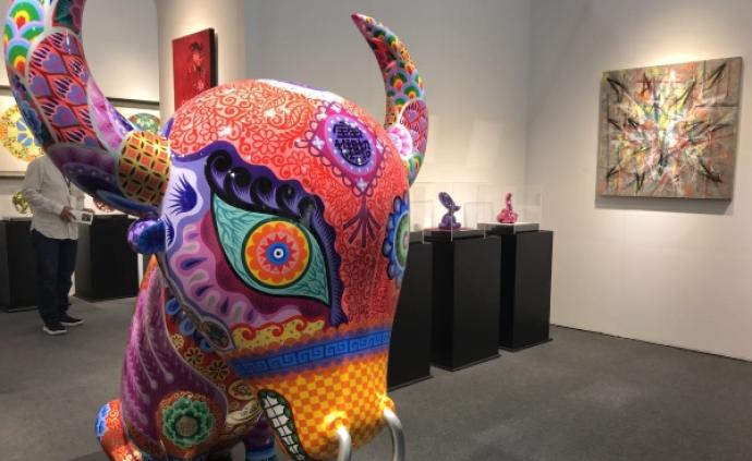 """现?。?3岁""""的上海艺博会:两馆开放,降低门槛"""