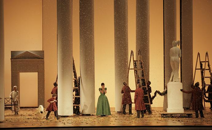舞台上能呼吸到俄罗斯的空气,歌剧《奥涅金》藏着许多秘密