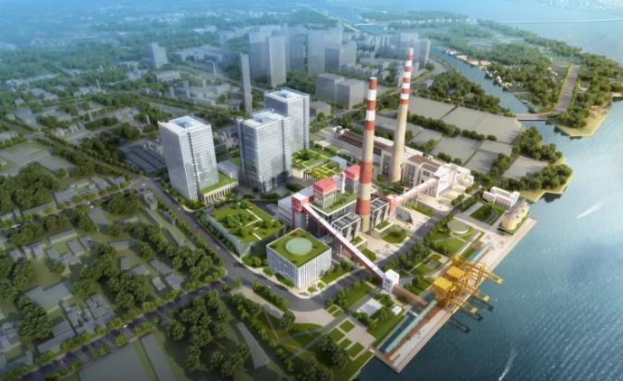 曾经的远东第一大电厂、百年杨树浦电厂将成上海地标新名片