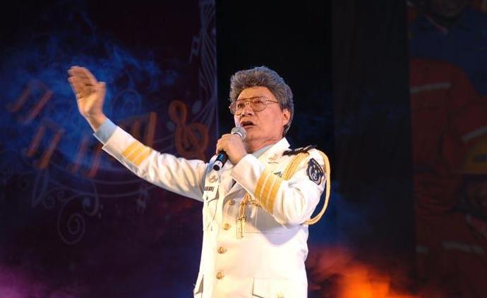 国家一级演员、著名美声歌唱家胡宝善去世,胡军发文悼念其父