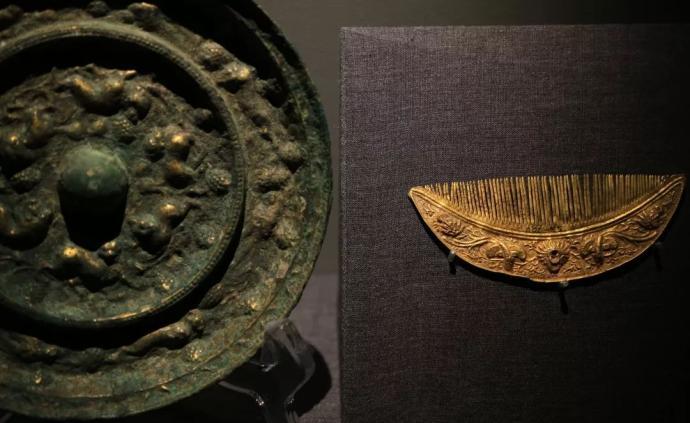 看明代蜀地女性的雅致生活,川博展明代出土文物