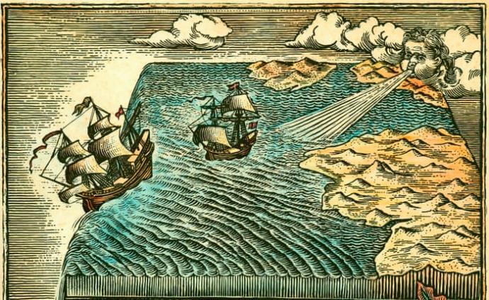 环球航线五百年︱大航海时代以前,人们真的相信地球是平的吗