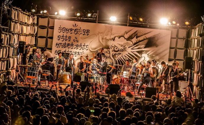 第二届战马音乐节,来听山精海怪的八百万之音