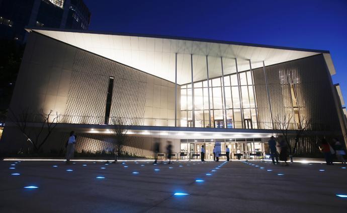 上音歌剧院启用,开幕大戏《贺绿汀》《春上海1949》